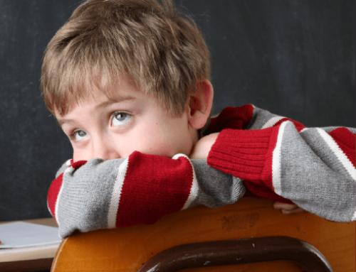¿Conoces el efecto de la tele en un niño con TDA?