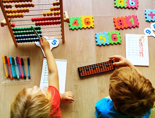 El ritmo y el aprendizaje en los niños