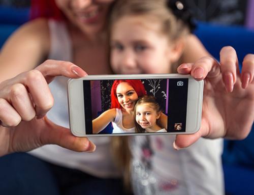Querida Mamá Con IPhone: Lo Estás Haciendo Bien